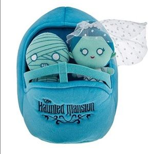 Disney Parks Haunted Mansion Plush Set